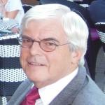 Voorzitter stichting Dordrecht-Varna. Pasfoto 2015 augustus.